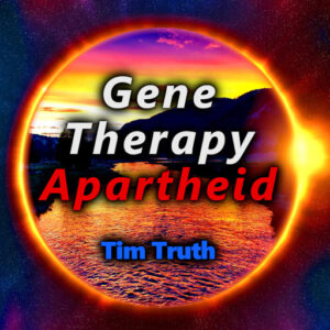 Gene Therapy Apatheid Cover Art